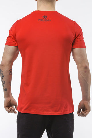 red classic series cotton comfortable soft shirt