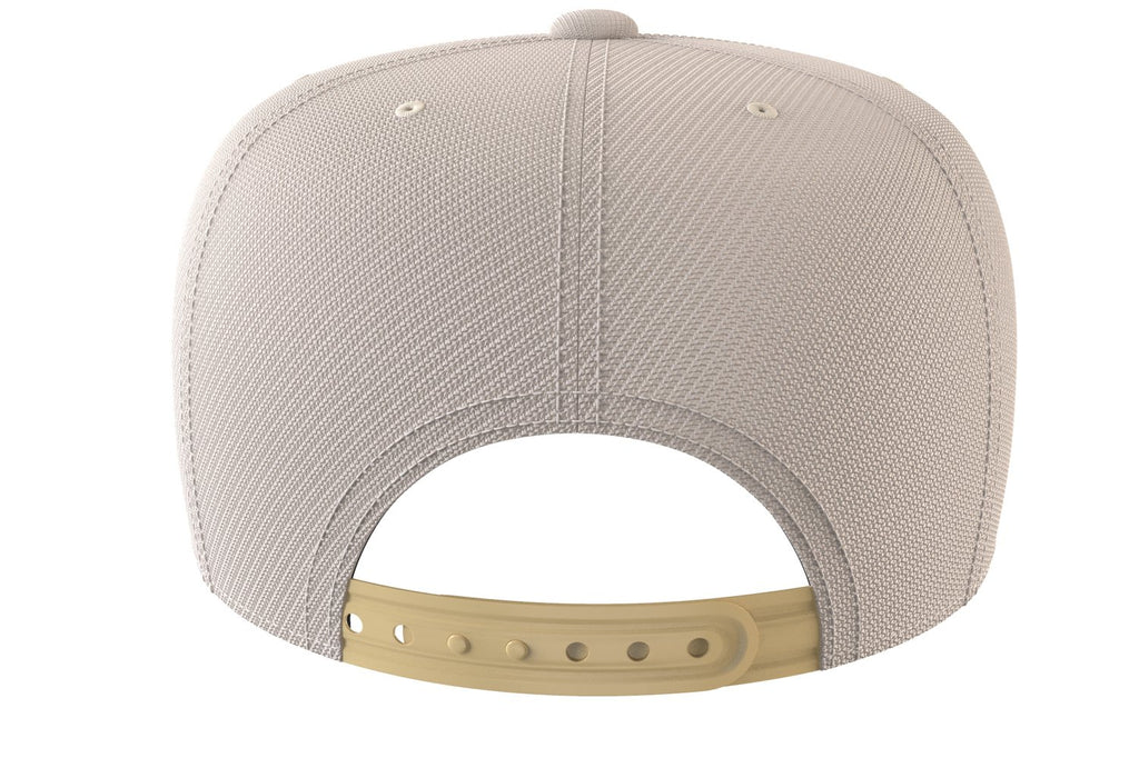 tan snapback iron bull strength