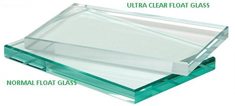 1 vs 2 Clear Float Glass vs Premium Clear Glass
