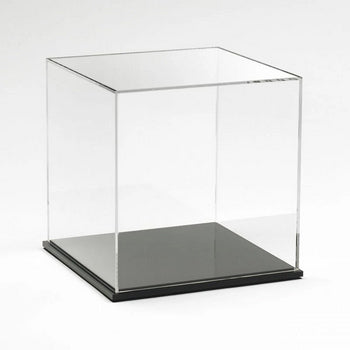 Acrylic Box Cube to display memorabilia