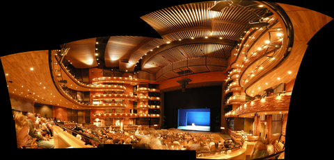 MILLENIUM CENTRE at CARDIFF - WELSH NATIONAL OPERA