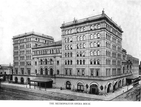 View of the building ca. 1914