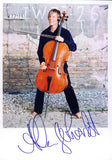 Gerhardt, Alban - Signed Photo with Instrument