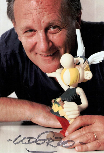 Uderzo, Albert - Signed Photo