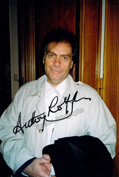 ROLFE-JOHNSON, Anthony (Various Autographs)