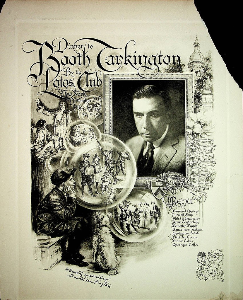 Booth_Tarkington_-_Lotos_Dinner_Signed_H0068_WM
