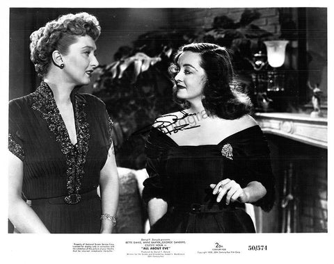 "Holm, Celeste - Signed Photo in ""All About Eve"""