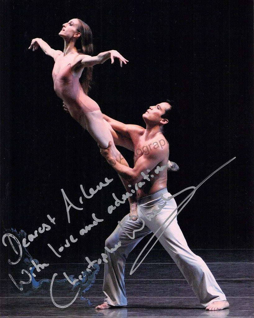 Wheeldon, Christopher - Set of 2 Signed Photos