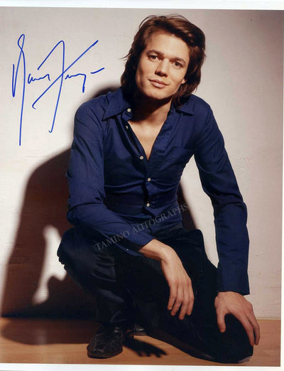 Fray, David - Signed Photo
