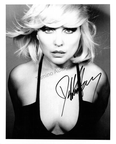 Harry, Debbie - Signed Photograph