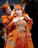 The Cunning Little Vixen - Lyric Opera of Chicago 2004 - Lot of 4 Signed Photos