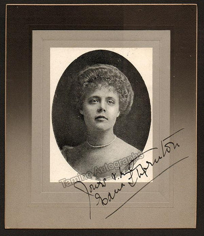 Thornton, Edna - Signed Photo