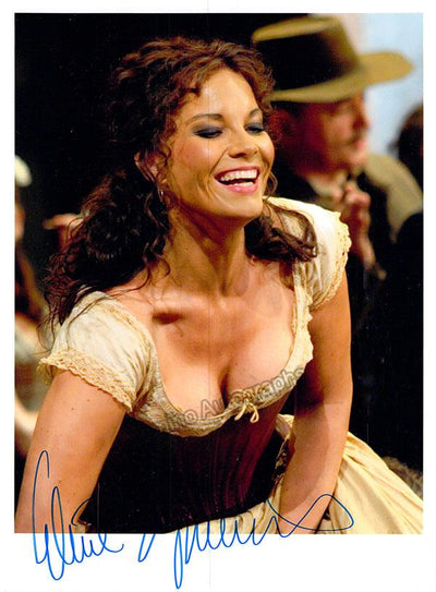 Garanca, Elina - Signed Photo in Carmen
