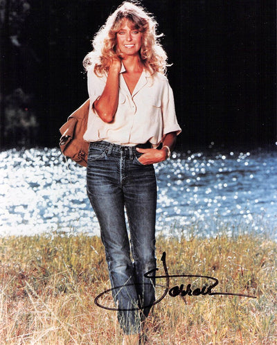 Fawcett, Farrah - Signed Photo