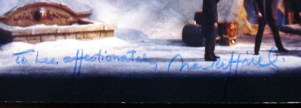 Zeffirelli, Franco - Large Signed Photo La Boheme at Metropolitan Opera