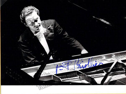 Thiollier, Francois-Joel - Signed Photo