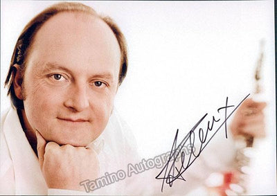 Leleux, Francois - Signed Photo
