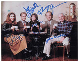Frasier - Photo signed by all 5 stars
