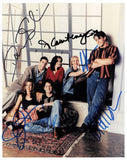 Friends - Photo Signed by all Six Characters