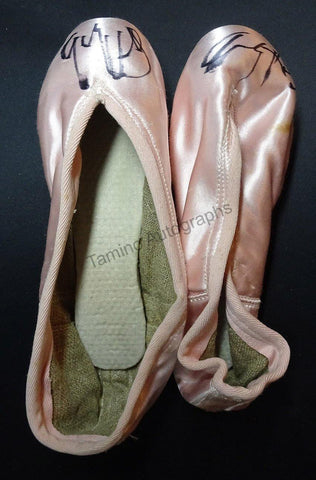 Kirkland, Gelsey - Signed Pointe Shoes