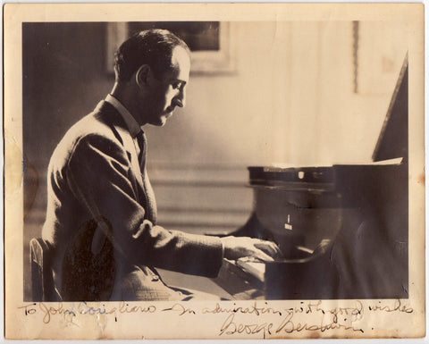 Gershwin, George - Signed Photo