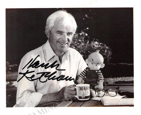 Ketcham, Hank - Signed Photo