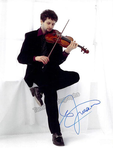 Gringolts, Ilya - Signed Photo