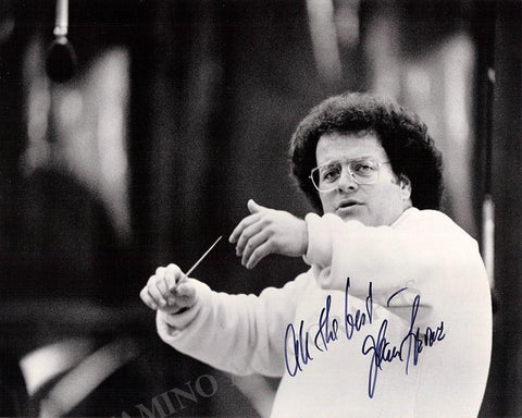 Levine, James - Signed Photo Conducting