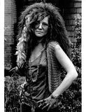 Joplin, Janis - Signed Album Page + Photo