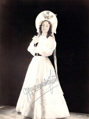 Crawford, Joan - Signed Photo