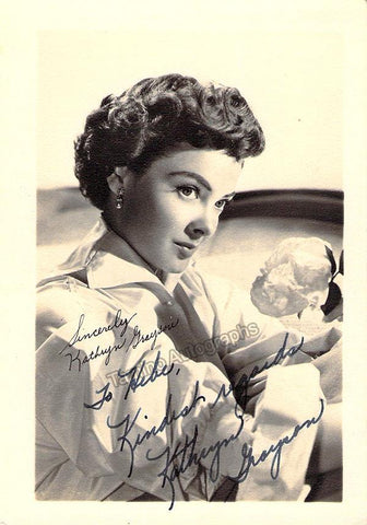 Grayson, Kathryn - Signed Photograph