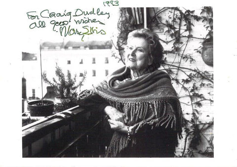 Ellis, Mary - Signed Photo 1993