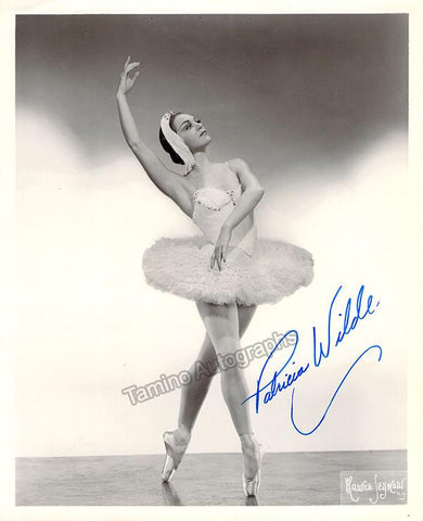 Wilde, Patricia - Signed Photo