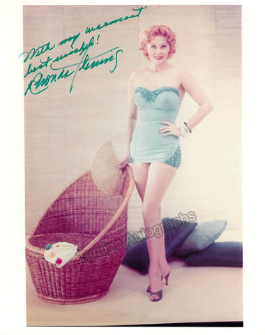 Fleming, Rhonda - Signed Photo