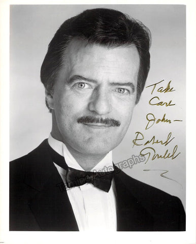 Goulet, Robert - Signed Photo