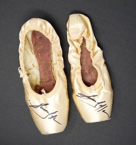 Jaffe, Susan - Signed Pointe Shoes