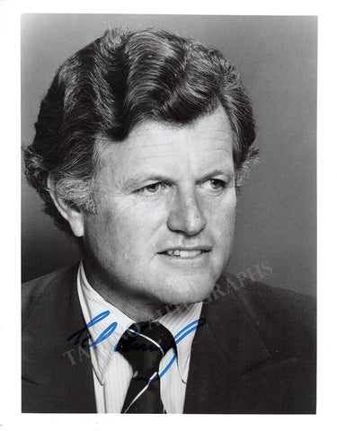 Kennedy, Ted - Signed Photo