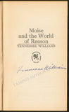 "Williams, Tennessee - Signed Book ""Moise and the World of Reason"""