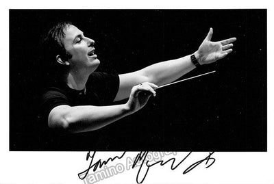 Nézet-Séguin, Yannick - Signed Photo Conducting