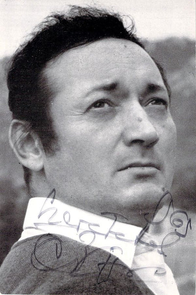 Cziffra, Gyorgy - Signed Photo