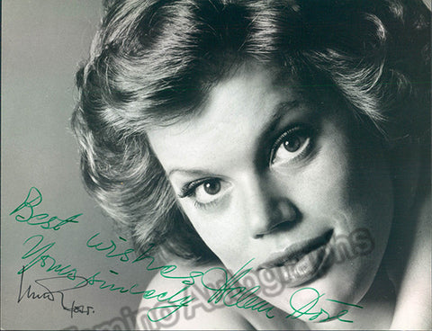 Helena Dose Signed Photo, Helena Dose Autographs, Helena Dose