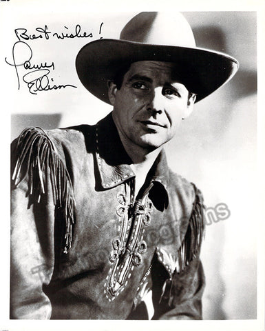 Ellison, James - Signed Photo