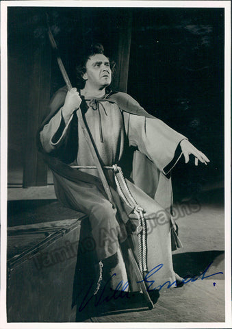 ERNEST, Whilem - TaminoAutographs.com
