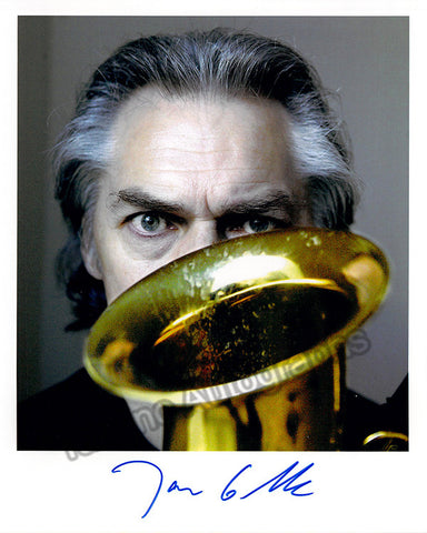 Garbarek, Jan - Signed Photo - Tamino Autographs