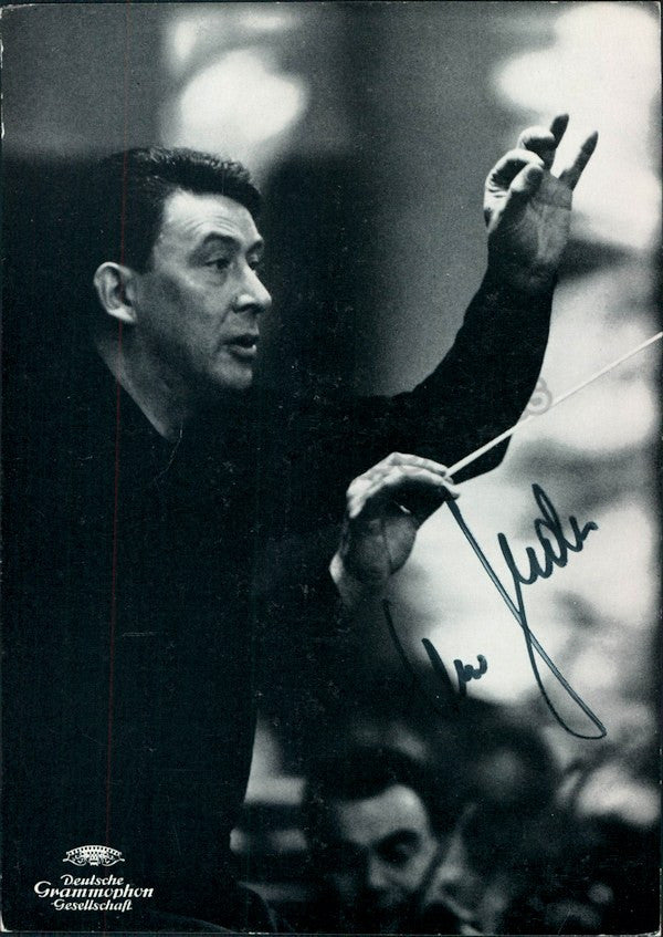 German Conductors - Lot of 5 Autographs