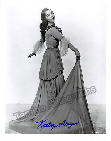 Grayson, Kathryn - Signed Photo - Tamino Autographs