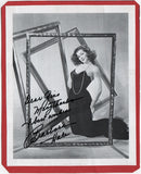 Hale, Barbara - Signed Photo