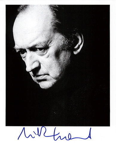 Harnoncourt, Nikolaus - Signed Photo - TaminoAutographs.com