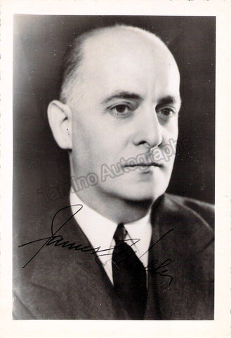 Heller, James Gutheis - Signed Photo - Tamino Autographs