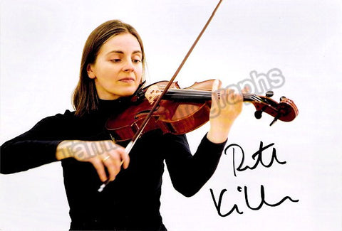 Killius, Ruth - Signed Photo - TaminoAutographs.com